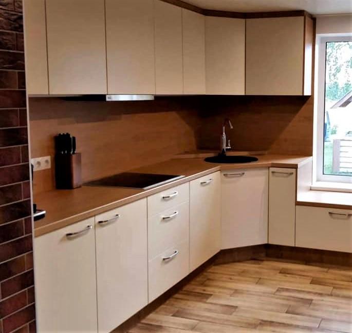 Eritellimus köögimööbel - Köögimööbel24