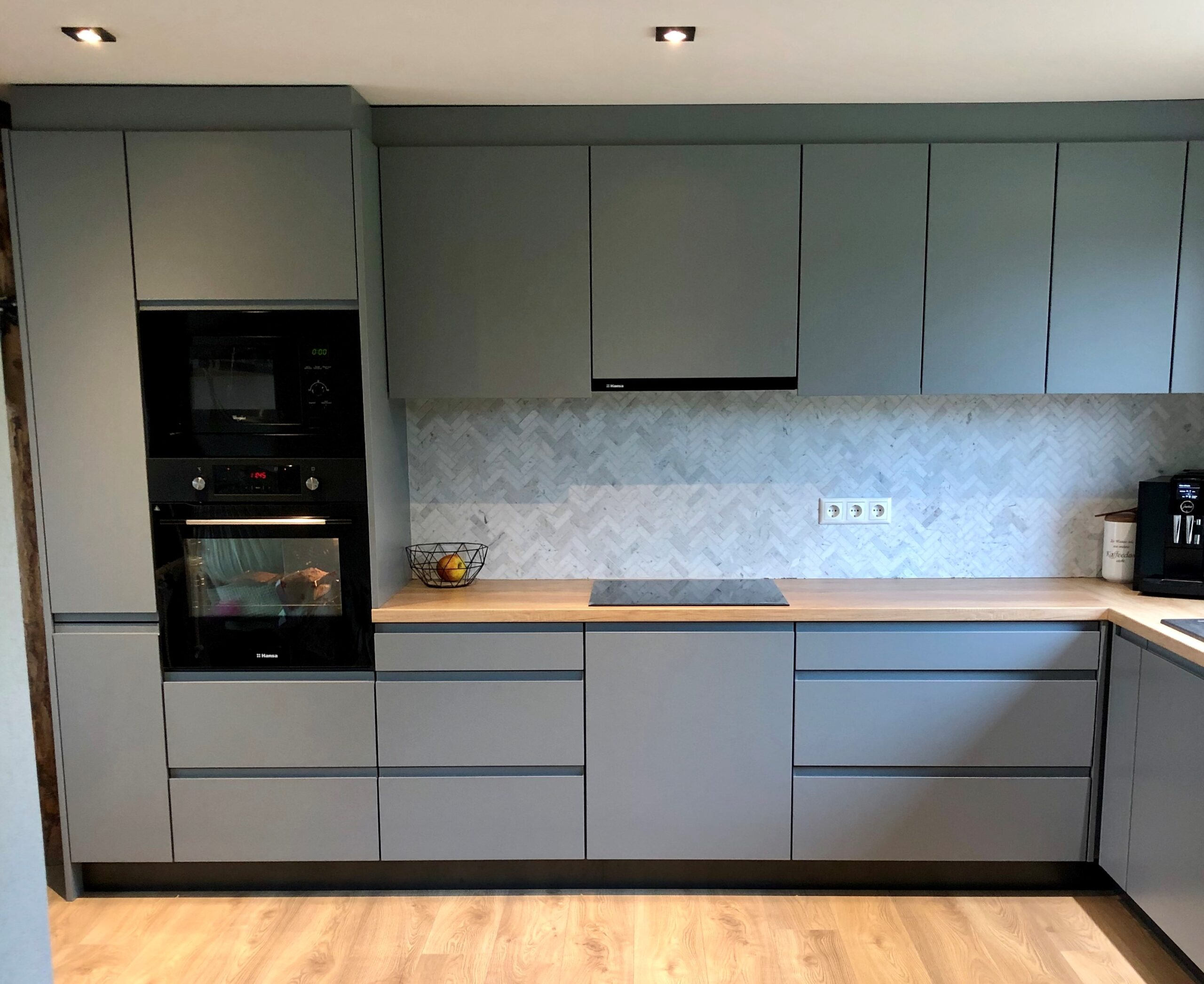 Eritellimus köögimööbel - Köögimööbel24 - MDF