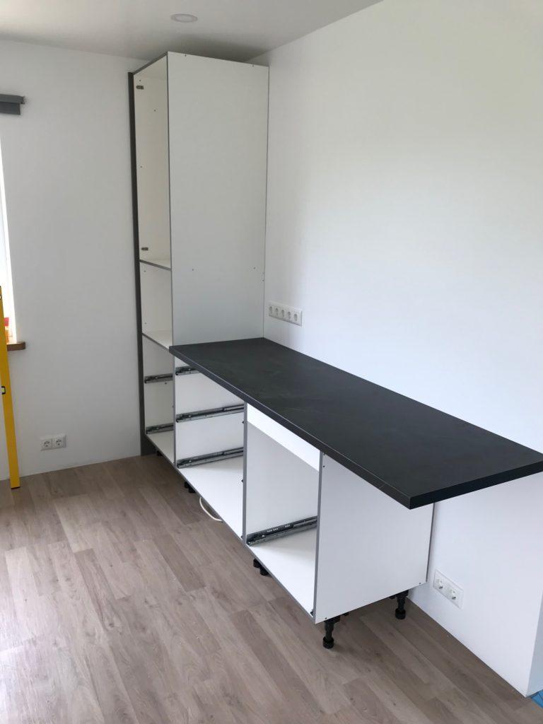 Moderne köögimööbel